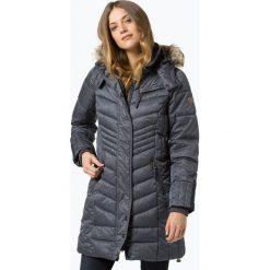 Soquesto - Damski płaszcz pikowany, szary. Szare płaszcze damskie Soquesto, s. Za 589,95 zł.