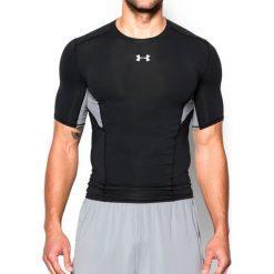 Under Armour Koszulka męska CoolSwitch Short Sleeve czarno-szara  r. XXL (1271334001). Czarne koszulki sportowe męskie marki Under Armour, m. Za 122,02 zł.