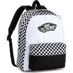 Plecak VANS - Realm Backpack V000NZ056M Black/White. Białe plecaki damskie Vans. W wyprzedaży za 129,00 zł.