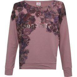 Bluzy rozpinane damskie: Bluza DEHA Różowy