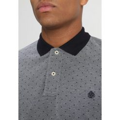 Koszulki polo: Springfield PATTERNED Koszulka polo mottled dark blue
