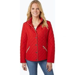 Kurtki i płaszcze damskie: Franco Callegari - Damska kurtka pikowana, czerwony