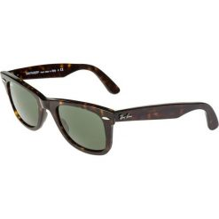 RayBan ORIGINAL WAYFARER Okulary przeciwsłoneczne braun. Brązowe okulary przeciwsłoneczne damskie aviatory Ray-Ban. Za 619,00 zł.