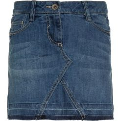 S.Oliver RED LABEL KURZ Spódnica jeansowa blue denim. Niebieskie spódniczki dziewczęce jeansowe marki s.Oliver RED LABEL, s. Za 139,00 zł.
