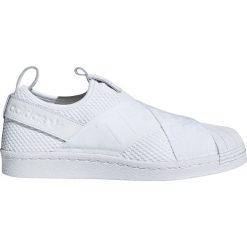 Adidas SuperStar Slip-On (CQ2381). Czarne trampki damskie adidas superstar marki Adidas, z kauczuku. Za 171,00 zł.