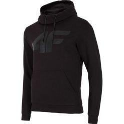 Bluzy męskie: 4f Bluza męska BLM002 czarna r. S
