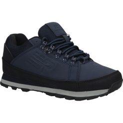 Granatowe buty trekkingowe sznurowane Casu 7ACH-17000. Czarne buty trekkingowe damskie Casu. Za 79,99 zł.
