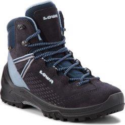 Trekkingi LOWA - Acro Gtx Mid Jr GORE-TEX 350108 Navy/Light Blue 6970. Niebieskie buty trekkingowe chłopięce marki CMP, z materiału. Za 470,00 zł.