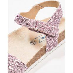 Friboo Sandały purple. Fioletowe sandały chłopięce marki Friboo, z materiału. Za 129,00 zł.