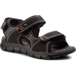 Sandały męskie: Sandały PRIMIGI - 7652100 M Nero/G