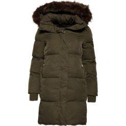 Płaszcze damskie: Superdry COCOON  Płaszcz zimowy khaki