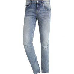 Cheap Monday Jeans Skinny Fit sky. Niebieskie rurki męskie Cheap Monday. W wyprzedaży za 199,20 zł.