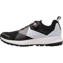 Adidas Performance TERREX TWO BOA  Obuwie do biegania Szlak black/clear/white. Brązowe buty do biegania damskie marki adidas Performance, z gumy. Za 549,00 zł.