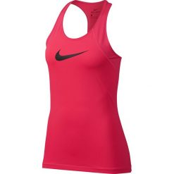 Bluzki sportowe damskie: koszulka termoaktywna damska NIKE PRO ALL OVER TANK / 889542-617 – ALL OVER TANK