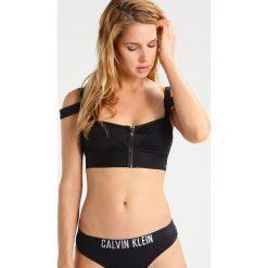 Stroje dwuczęściowe damskie: Calvin Klein Swimwear Góra od bikini black