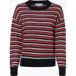 Tommy Hilfiger - Sweter damski z dodatkiem alpaki – Vachel, czerwony. Czerwone swetry klasyczne damskie TOMMY HILFIGER, l, z dzianiny. Za 499,95 zł.