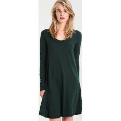 Sukienki hiszpanki: American Vintage Sukienka z dżerseju dark green