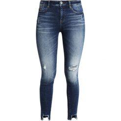 Miss Sixty EUNICE TROUSERS Jeans Skinny Fit blue denim. Niebieskie boyfriendy damskie Miss Sixty, z bawełny. Za 539,00 zł.