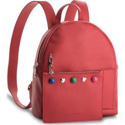 Plecaki damskie: Plecak LOVE MOSCHINO – JC4301PP05KO0500  Rosso