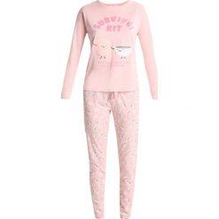 Piżamy damskie: Women Secret SURVIVAL Piżama cupcake rose