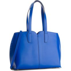 Torebka CREOLE - K10522 Niebieski. Niebieskie torebki klasyczne damskie Creole, ze skóry, duże. Za 309,00 zł.