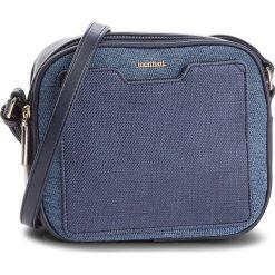 Torebka MONNARI - BAG9240-013 Navy. Niebieskie torebki klasyczne damskie Monnari, z materiału. W wyprzedaży za 139,00 zł.
