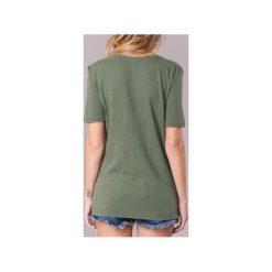 T-shirty z krótkim rękawem G-Star Raw  DYV STRAIGHT DEEP R T WMN S/S. Czerwone t-shirty damskie marki G-Star RAW, l, z bawełny. Za 143,20 zł.