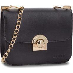 Torebka MONNARI - BAG0630-020 Black. Czarne torebki klasyczne damskie Monnari, ze skóry ekologicznej. W wyprzedaży za 139,00 zł.
