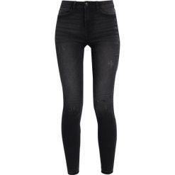 Boyfriendy damskie: JDY JDYSKINNY JAKE ANKLE Jeans Skinny Fit dark grey denim