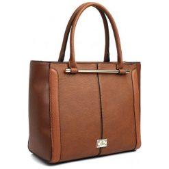 Bessie London Torebka Damska Raven, Brązowa. Brązowe torebki klasyczne damskie Bessie London. Za 269,00 zł.