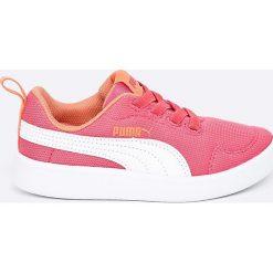 Buty sportowe dziewczęce: Puma – Buty dziecięce Courtflex Mesh Ps