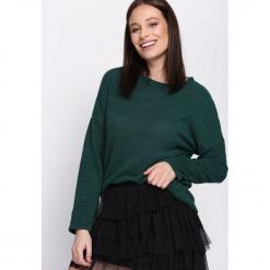Zielony Sweter Person Upstairs. Zielone swetry klasyczne damskie Born2be, na jesień, uniwersalny. Za 59,99 zł.