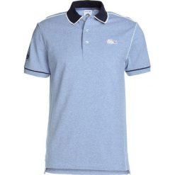 Lacoste Sport ROLAND GARROS  Koszulka polo medway jaspe/navy bluewhite. Niebieskie koszulki polo Lacoste Sport, m, z bawełny. W wyprzedaży za 375,20 zł.