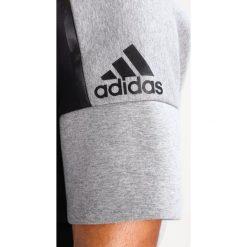 Adidas Performance Bluza rozpinana black/medium grey heather. Czerwone bluzy męskie rozpinane marki adidas Performance, m. W wyprzedaży za 189,50 zł.