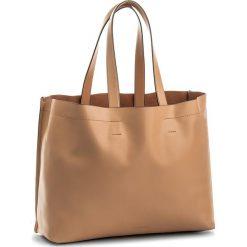 Shopper bag damskie: Torebka CALVIN KLEIN BLACK LABEL – Effortless Shopper K60K604077 230
