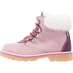 Fullstop. Śniegowce pink. Szare buty zimowe damskie marki fullstop., z materiału. W wyprzedaży za 135,85 zł.