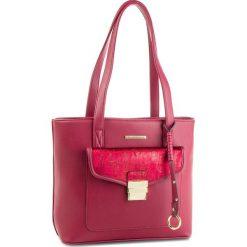 Torebka WITTCHEN - 87-4Y-419-2 Bordowy. Czerwone torebki klasyczne damskie Wittchen, z materiału. W wyprzedaży za 219,00 zł.