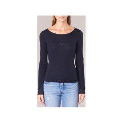 Swetry Armani jeans  JAUDA. Czarne swetry klasyczne damskie marki Armani Jeans, z jeansu. Za 671,20 zł.