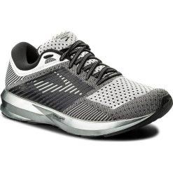 Buty do biegania męskie: Buty BROOKS - Leviatate 110269 1D 156 White/Black/Grey