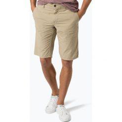 BOSS Casual - Spodenki męskie – Schino-Slim-Shorts D, beżowy. Brązowe bermudy męskie BOSS Casual, casualowe. Za 399,95 zł.
