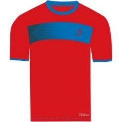 T-shirty chłopięce: Huari Koszulka juniorska Cosmic Junior T-shirt Fiery Red/ French Blue r. 146