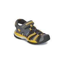 Sandały sportowe Dziecko  Geox  J BOREALIS B. C. Szare buty sportowe chłopięce Geox. Za 239,20 zł.