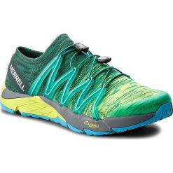 Buty do biegania męskie: Buty MERRELL - Bare Access Flex Knit J12533 Lime
