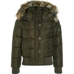 Cars Jeans MIZZY Kurtka zimowa army. Zielone kurtki dziewczęce Cars Jeans, na zimę, z jeansu. W wyprzedaży za 223,30 zł.