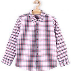 Koszula. Różowe koszule chłopięce z długim rękawem marki HIGH 5, z bawełny. Za 49,90 zł.