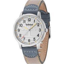 """Zegarki męskie: Zegarek kwarcowy """"Abington"""" w kolorze szarobrązowo-srebrnym"""
