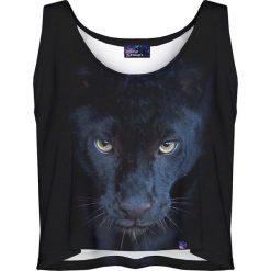 Colour Pleasure Koszulka damska CP-035 151 czarna r. XS/S. Fioletowe bluzki damskie marki Colour pleasure, uniwersalny. Za 64,14 zł.
