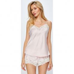 Lauren Ralph Lauren - Piżama. Białe piżamy damskie marki MEDICINE, z bawełny. W wyprzedaży za 499,90 zł.