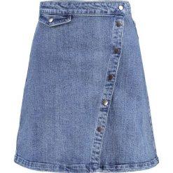 Spódniczki trapezowe: The Fifth Label ONE WAY TICKET  Spódnica trapezowa stone wash blue