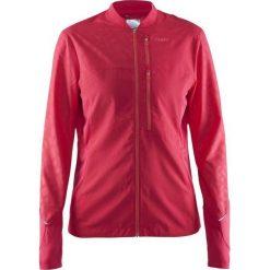 Kurtki damskie softshell: Craft Kurtka damska Breakaway Jacket różowa r. S (1904760-2411)